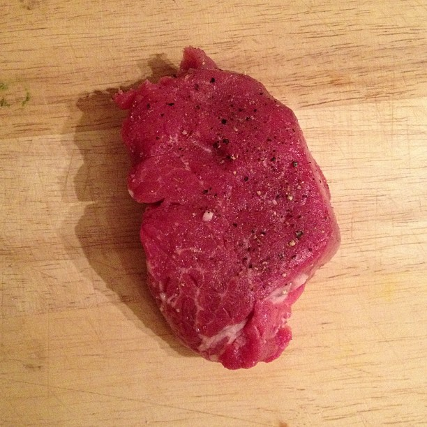 Eye fillet from gold winning